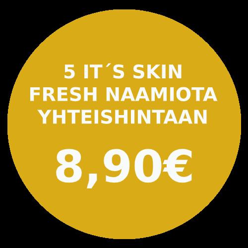 ItS SKIN The Fresh mustikkanaamio 21 g