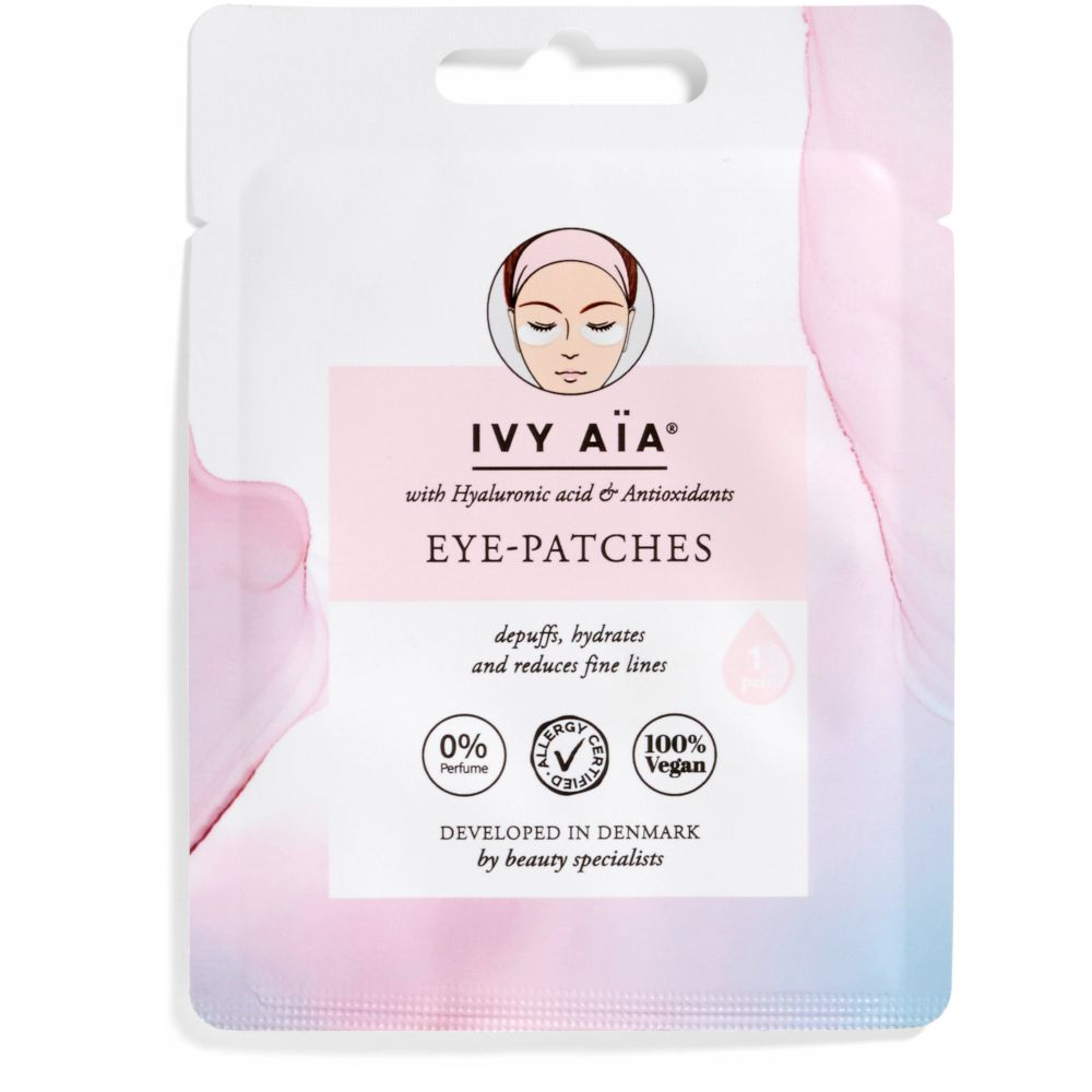 Ivy Aia Eye Patches Mask kertakäyttöinen silmänympärysnaamio 1pari